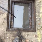 Drain Blockage - Before