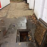 Drain Blockage & Flooding - After