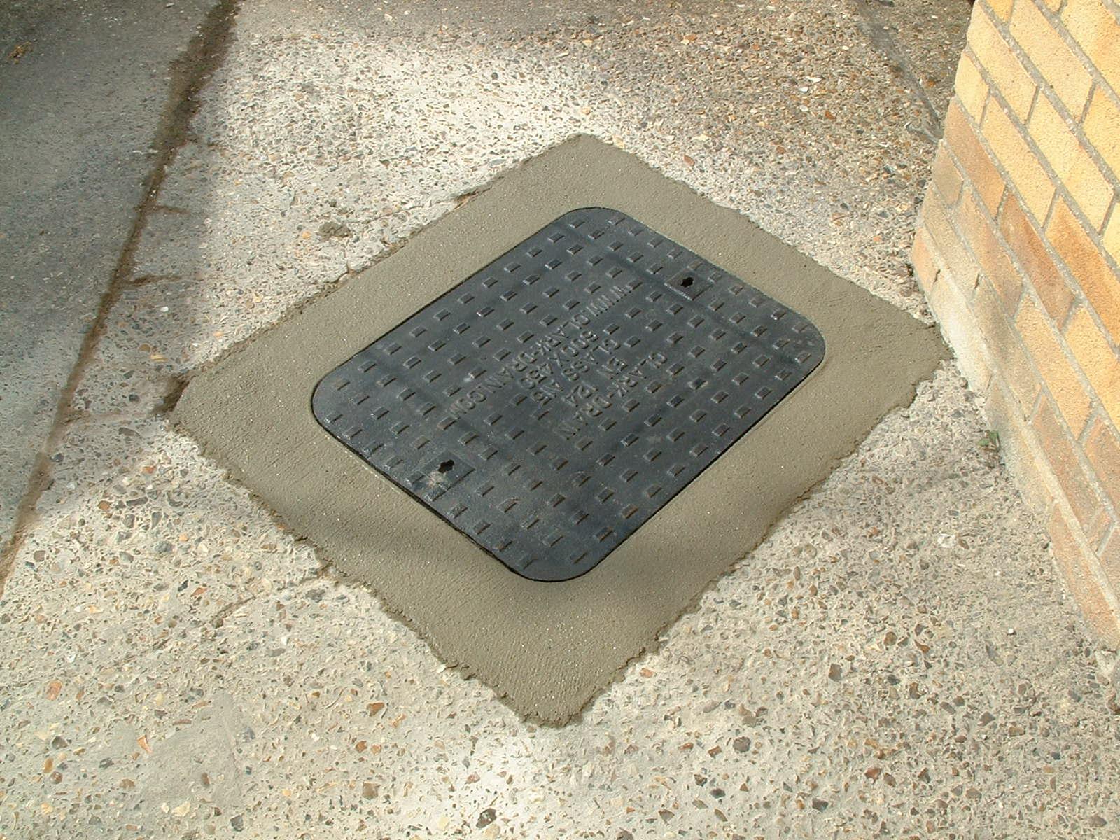 New Manhole Installation